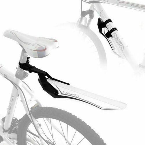 SUNNY WHEEL Mountain Downhill Bike Front and Rear Mudguards Black