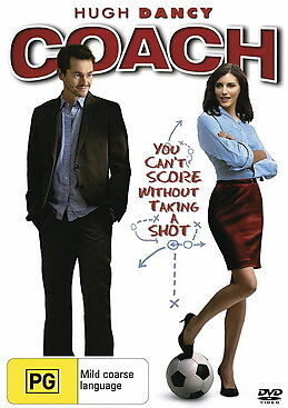 Coach - Comedy - NEW DVD