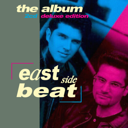 CD East Side Beat The Album 2CD Deluxe Edition