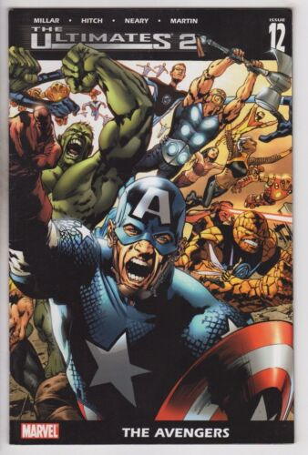 The Ultimates 2 Issue 12 Marvel Ultimate 2006