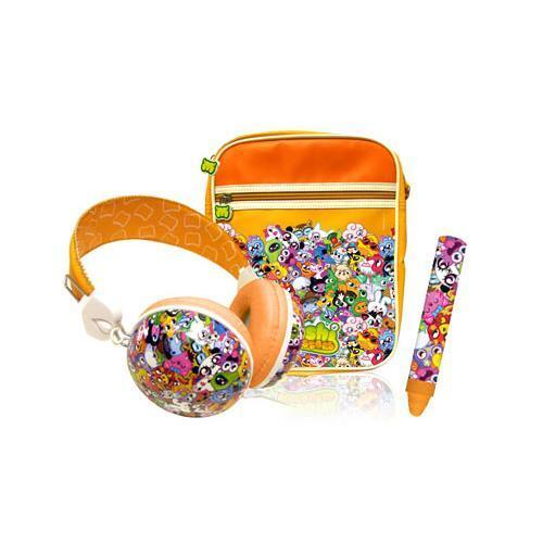GA216336 MMA025Z MOSHI MONSTERS Tablet Accessories Pack for 7-10 Inch Tablets