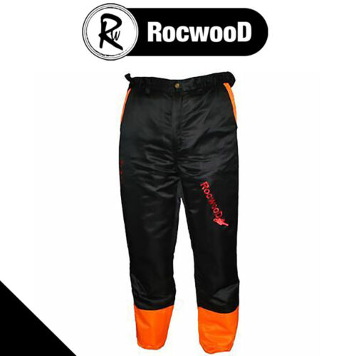 """Chainsaw Protection Safety Trousers Type A, Size M, Medium 32"""" - 34"""" Waist"""