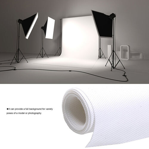 for Photo Studio 6 x 9 ft White Screen Muslin Backdrop Photography Background