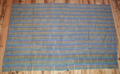 African Aso Oke Cloth Fabric Handmade By Tribal Yoruba People - Nigeria, Africa