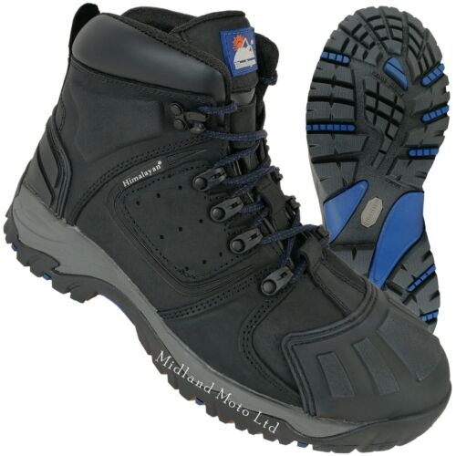 Waterproof Safety Steel Toe Cap S3 Nubuck Himalayan Safety Boots 5206