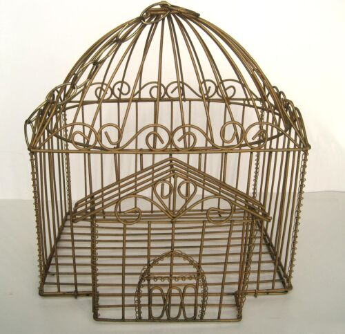 Wire Bird Cage Antiques Us