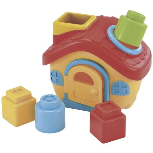 ELC - House Shape-Sorter - Early Learning Centre - 130769 - New