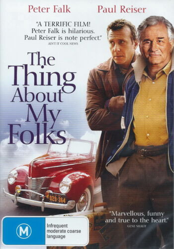 The Thing About My Folks - Comedy - Peter Falk, Paul Reiser - NEW DVD