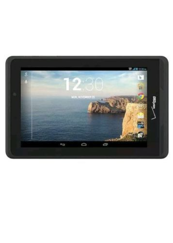 Verizon Wireless QMV7B Ellipsis 7 inch HD 4G LTE Android WiFi Tablet