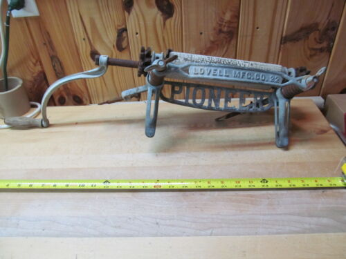 Antique Washing Machine Washer Clothes Wringer Dryer – Pioneer Lovell