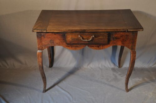 French Country Oak Single Drawer Table