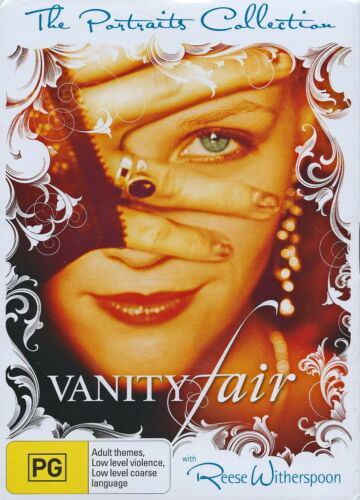 Vanity Fair - Romance /Comedy / Drama / Adventure - Reese Witherspoon - NEW DVD