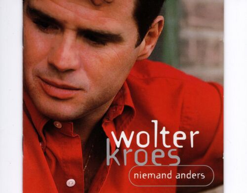 CD WOLTER KROES niemand anders EX+  2000