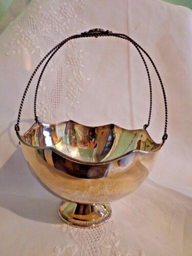 L.A.F.A. 800 Silver Basket Palermo, Italy