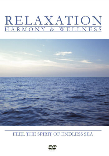 DVD Endless Mar Relaxation Feel The Spirits Of