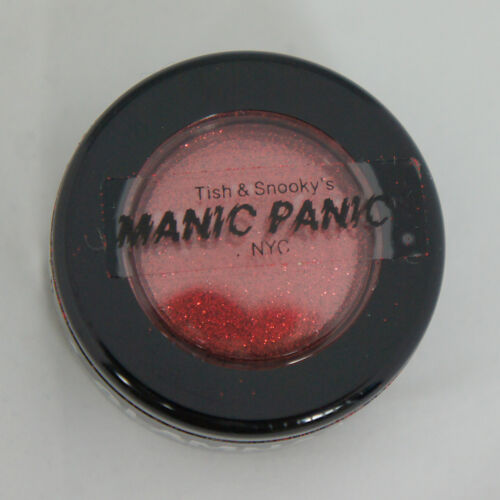 MANIC PANIC GLITTER JEWELS Eye Body Micro Glitter Powder RUBY SLIPPERS RED NEW