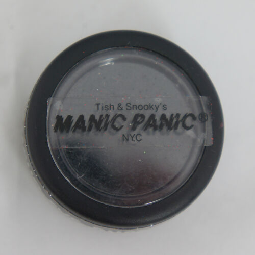 MANIC PANIC GLITTER JEWELS Rave Body Hair Fine Micro Glitter BLACK MAGIC NEW