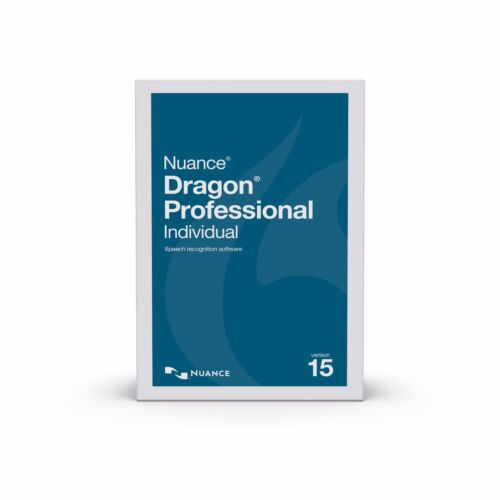 Nuance Dragon Professional Individual 15 - Electronic Download