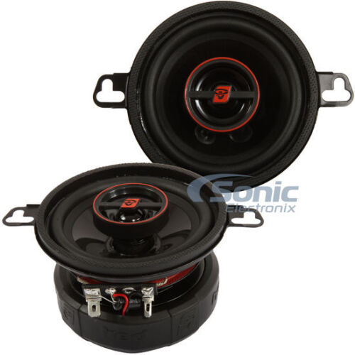 """CERWIN-VEGA 60W RMS 3.5"""" HED Series 2-Way Coaxial Car Stereo Speakers 