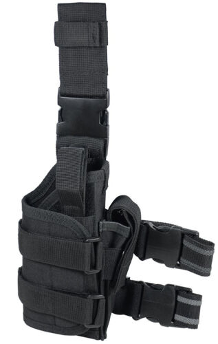 UTG Extreme Ops Tactical Leg Holster - BlackOther Hunting Holsters & Belts - 22701