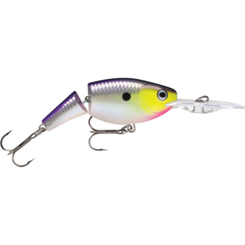 Rapala Jointed Shad Rap 05 Fishing Lure - Purpledescent