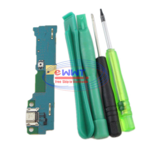 FREE SHIP for Samsung Galaxy Tab S2 9.7 OEM Charger Connector Port +Tool ZVFE193