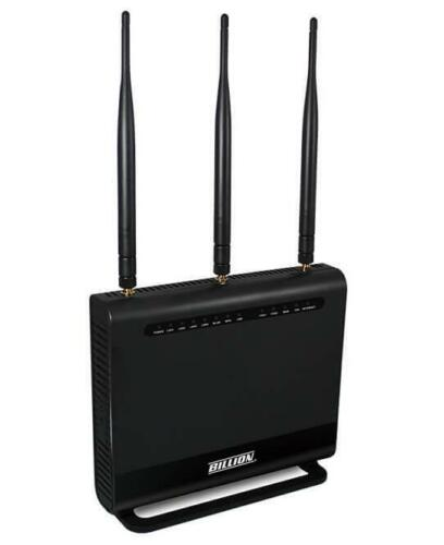 Billion Triple-WAN Wireless-1600Mbps 3G/4G LTE and VDSL2/ADSL2+ VoIP Router