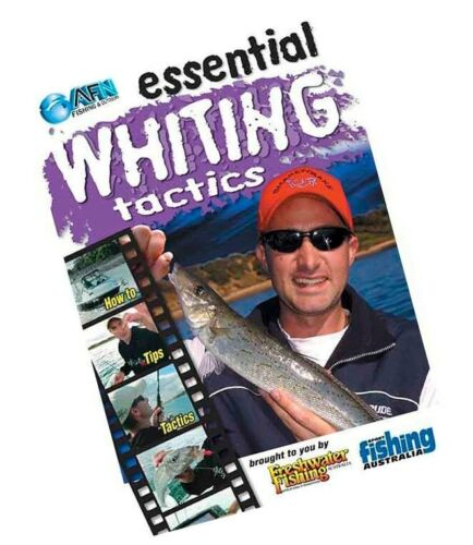 AFN Essential Whiting Tactics Fishing DVD