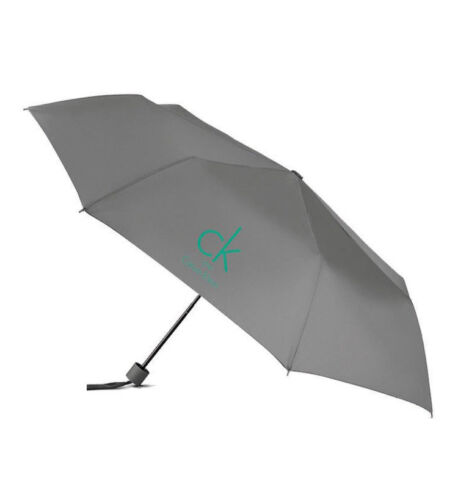 **New*** Calvin Klein Grey Foldable Umbrella