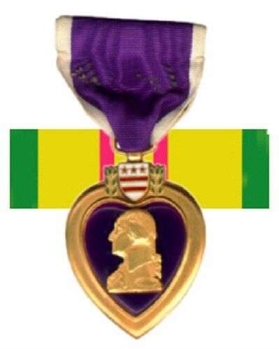 ADDRESS LABELS - Purple Heart #2Other Militaria - 135