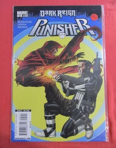 PUNISHER #5 (2009 Series) - Never Read Issues
