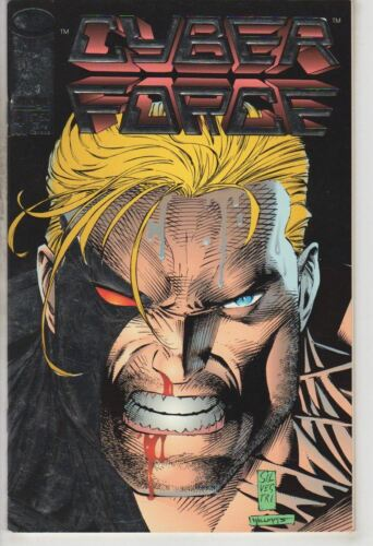 Cyber Force 4 Image 1993