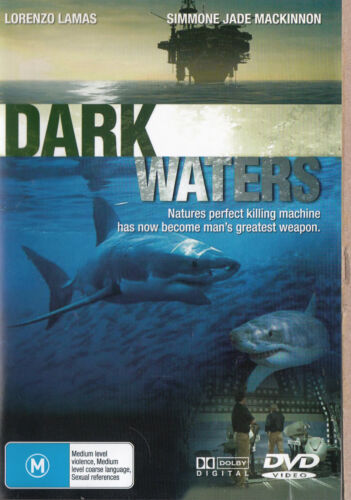 DARK WATERS Lorenzo Lamas DVD Region Free - PAL  New      SirH70