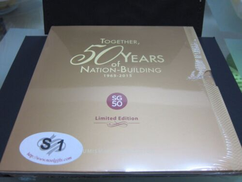 Limited Edition - Sealed - Special Prefix - Singapore SG50