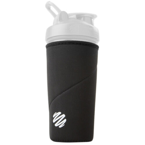Blender Bottle Insulated Sleeve/Sling for Classic 28 oz. Shaker Bottles - Black <br/> Exclusive Seller of Blender Bottle on eBay