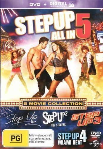 NEW Step Up DVD Free Shipping