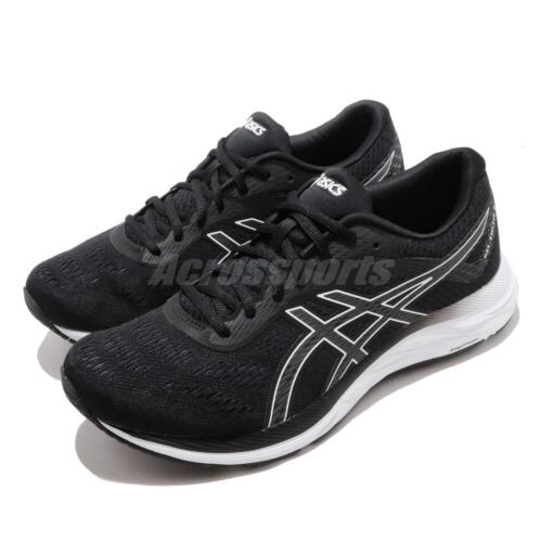 f81dcd8f7 Asics Gel- Excite 6 Black White Grey Men Running Shoes Sneakers 1011A165-001