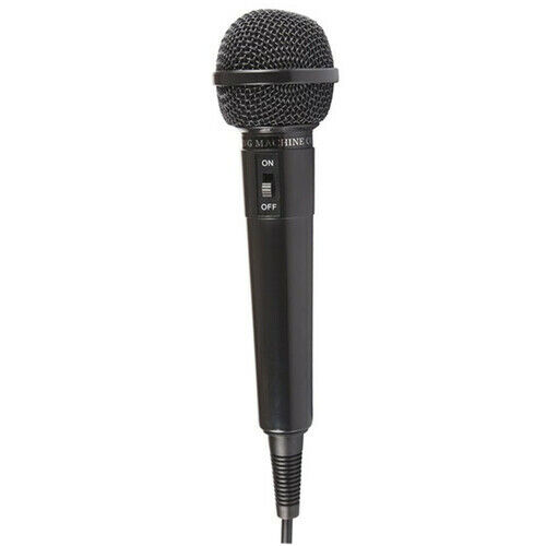 6.5mm Plug Low Cost Unidirectional Dynamic Microphone with an Anti-pop Grille