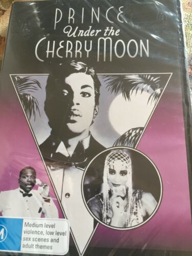 Under The Cherry Moon - PRINCE / KRISTIN SCOTT-THOMAS  - *FREE STD POST*