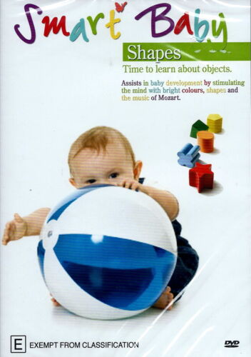 Smart Baby - Shapes - NEW DVD