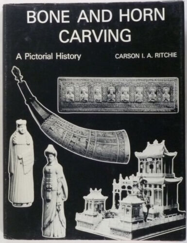 Antique Horn & Hornwork & Carved Bone Antiques - Illustrated Study