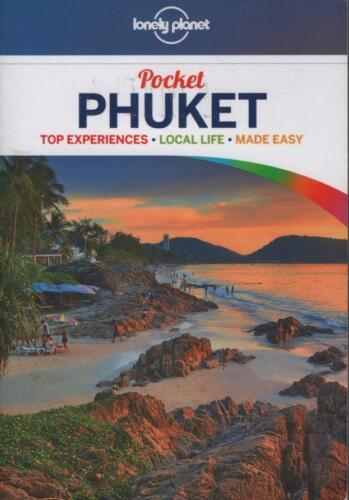 POCKET PHUKET - THAILAND BEACHES -LONELY PLANET TRAVEL GUIDE NEW FAST FREE POST