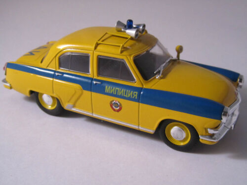 voiture police russe 1:43