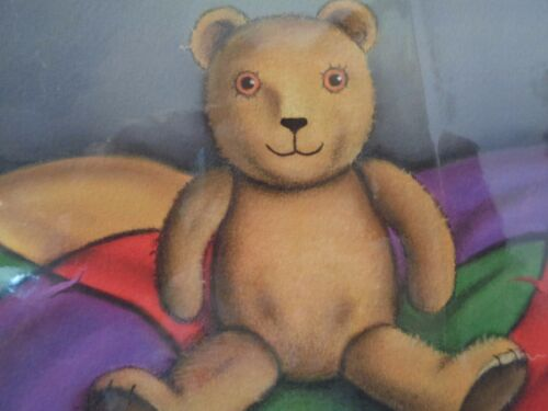 Paul Horton Billy The Bear image 6 x 6 inches certificate 179/495