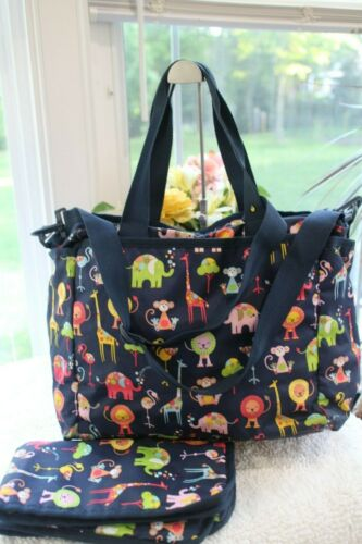le sportsac animals diaper bag