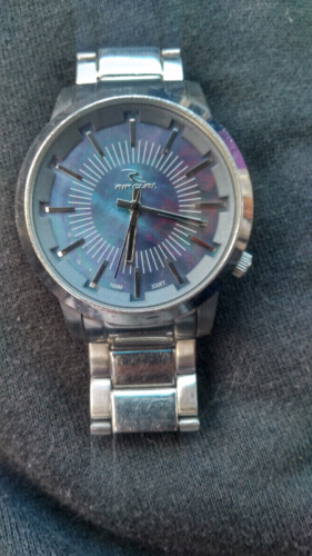 Ripcurl Detroit mother of pearl face stainless steel