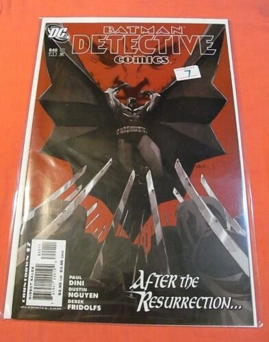 DETECTIVE COMICS #840 - (1937 series)  - bagged & boarded