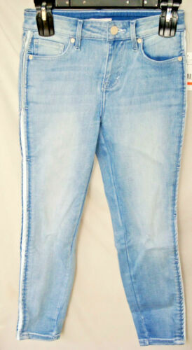 HABITUAL MARINA Stretch MED RISE-ANKLE LENGTH-SKINNY DENIM JEAN  WOMEN  NWT
