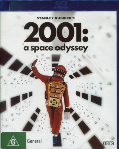 2001 - A Space Odyssey -  Keir Dullea, Gary Lockwood, William Sylvester Blu-Ray
