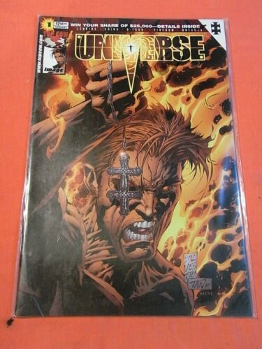 UNIVERSE #1 - Dave Finch cover B (2001 series)
